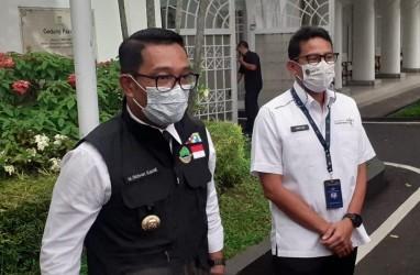 Sandiaga Uno Sepakat Kolaborasi Bareng Ridwan Kamil