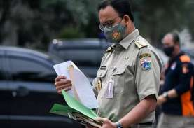 Kasus Aktif Covid-19 di DKI Turun, Anies Tetap Perpanjang…