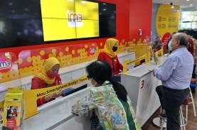 Jumlah Pelanggan Indosat (ISAT) Susut Akhir 2020,…