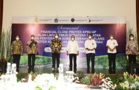 Proyek KPBU Jalan Non-Tol di Sumsel Dapat Penjaminan dari PT PII