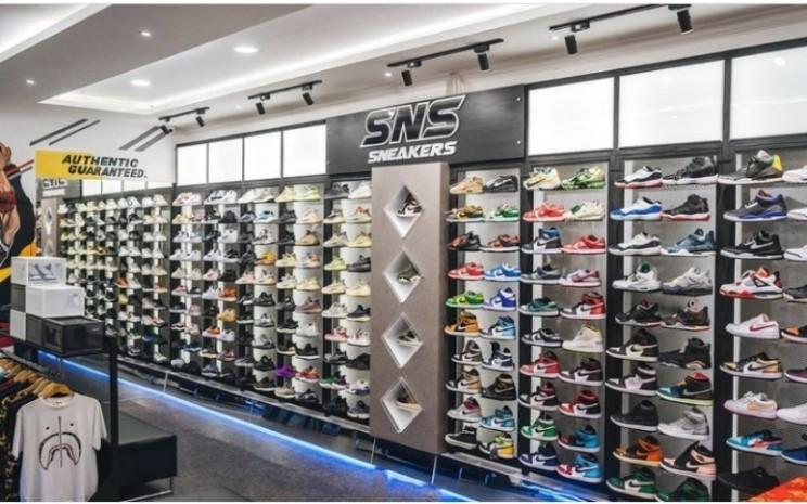 SNS Sneaker - instagram
