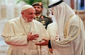 Pekan Depan, Paus Fransiskus Kunjungi Kota Kelahiran Nabi Ibrahim di Irak