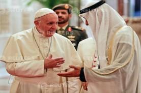 Pekan Depan, Paus Fransiskus Kunjungi Kota Kelahiran…