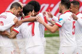 Hasil La Liga Spanyol, Sevilla Naik ke Posisi Ke-3…