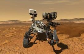 Video Detik-detik Mobil Robotik NASA Mendarat di Planet Mars