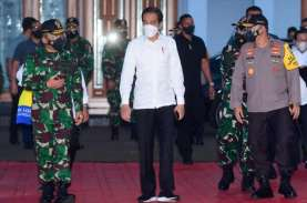Bertolak ke NTT, Jokowi Tinjau Food Estate dan Resmikan…