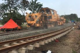 Perjalanan KA dari Cirebon ke Jakarta Masih Terganggu