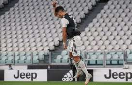 Top Skor Serie A, Cristiano Ronaldo Kembali Lewati Romelu Lukaku