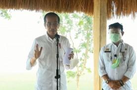 Jokowi Minta Menteri PUPR Bangun Bendungan di Area…