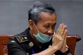 Penyidik Kejagung Lacak Aset Semua Tersangka Korupsi…