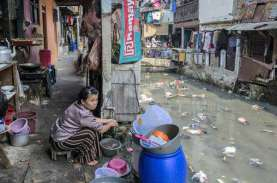 Sri Mulyani Beberkan Keampuhan Bansos, Angka Kemiskinan…