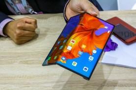 Spesifikasi Ponsel Lipat Huawei Mate X2, Harganya…