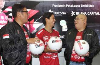 Umpan Lambung Kaesang Putra Jokowi untuk Saham BOLA Pieter Tanuri