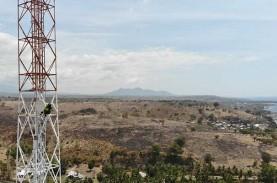 Sarana Menara (TOWR) Tertarik Serap Menara Indosat…