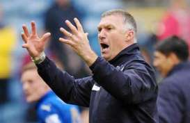 Mantan Pelatih Leicester City Nigel Pearson Tangani Bristol