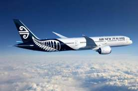 Maskapai Air New Zealand Akan Uji Coba Paspor Vaksin…