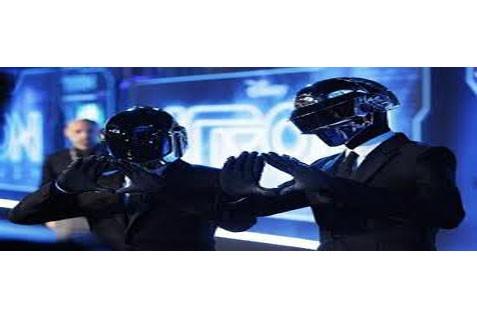 Daft Punk.  - Reuters