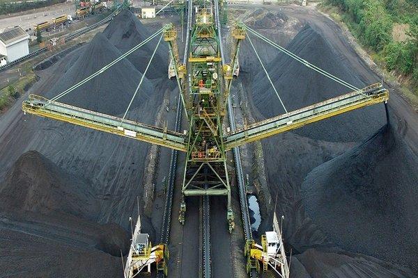 Aktivitas pertambangan batu bara kelompok usaha PT Indo Tambangraya Megah Tbk.  - itmg.co.id