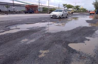 Perbaikan Jalan Rusak Pantura Jateng, Prosesnya Sampai Fase Ini