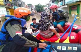 Bank Syariah Indonesia Serahkan Bantuan BagiKorban Banjir di Jabodatebek