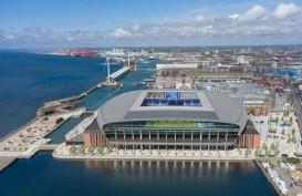 Everton Bakal Punya Stadion Tepi Laut, Goodison Park Jadi Perumahan