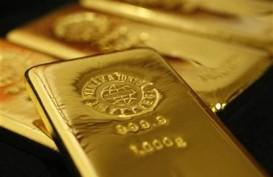 Harga Emas Koreksi Setelah Melaju 3 Sesi, Tertekan Pernyataan The Fed