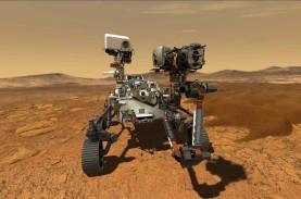 Ada Pesan Rahasia di Mobil Robotik NASA yang Mendarat…