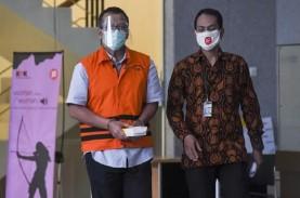 KPK Dalami Motif Edhy Prabowo Buka Keran Ekspor Benih…