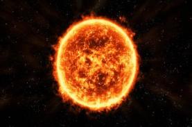 Satelit NASA Tangkap Ledakan Besar di Matahari, Astronom…