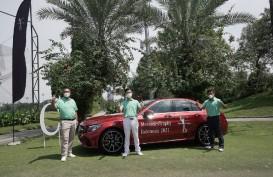 Turnamen Golf Mercedes Trophy Digelar Lagi, Berhadiah Mobil Baru