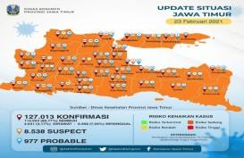 Jatim Sudah Bebas Zona Merah? Data Dinkes dan Jatim Tanggap Covid-19 Beda