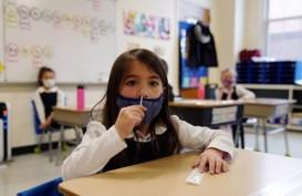 Covid-19 di AS, Guru Mungkin Tularkan Infeksi Corona di Sekolah