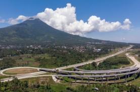 Rata-Rata 3.000 Kendaraan Lalu-lalang di Tol Manado-Bitung…