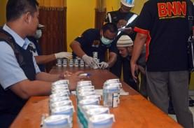 Terbukti Pakai Narkoba, 7 Oknum Polisi Jambi Diangkut…