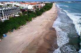 Perolehan Devisa di Bali Anjlok 82 Persen jadi US$0,73…