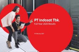 Pertumbuhan Kuartal IV/2020, Indosat (ISAT) Masuk…