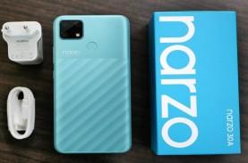 Bocoran Narzo 30A, Ponsel Gaming Baru dari Realme