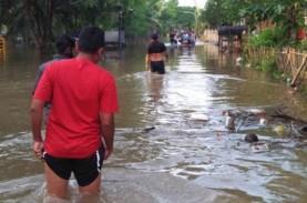 Banjir Bekasi: 13 Rumah Rusak AkibatTanggul Citarum…