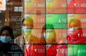 Indeks Bisnis-27 Merosot, INKP, AKRA, dan PTBA Turun Paling Dalam
