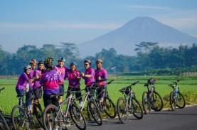 Yuk, Bersepeda Keliling Desa di Sekitar Candi Borobudur