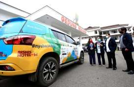 Jelajah Rebana Metropolitan: Bupati Sumedang Sambut Baik Bisnis Indonesia