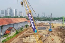 Jasa Konstruksi Sepi, Rugi Acset Indonusa (ACST) Membengkak