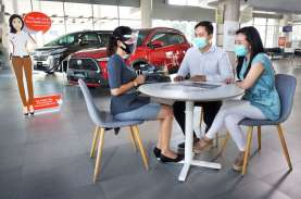 Penurunan Penjualan Mobil RI Terparah se-Asean, PPnBM…