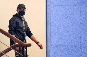 Kasus Bansos Covid-19: Harry Sidabukke Didakwa Suap…
