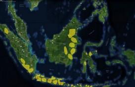 Hujan Ekstrem, BMKG: Jabodetabek, Banten dan Jawa Siaga Banjir!