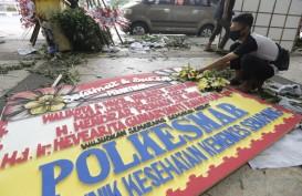 Pedagang Bunga Banjir Pesanan Jelang Pelantikan Wali Kota Semarang