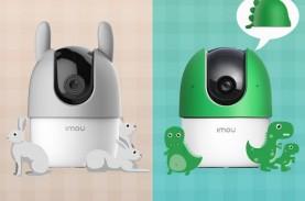 Ini Kamera Pemantau yang Bisa Berputar ke Segala Arah