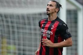 Striket Milan Ibrahimovic Dilecehkan di Serbia, UEFA…
