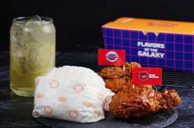Moon Fried Chicken, Sensasi Ayam Goreng dengan Cita…