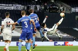 Tottenham Hotspur Tim Pertama Lolos ke 16 Besar Liga Europa